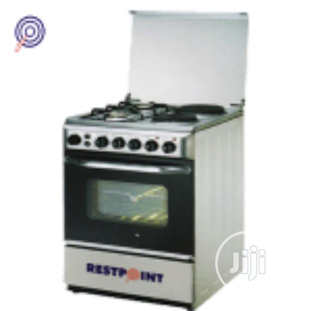Restpoint Free Standing Gas Oven