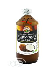 Country Farm Organic Extra Virgin Coconut Oil 250ml | Vitamins & Supplements for sale in Lagos State, Ojo
