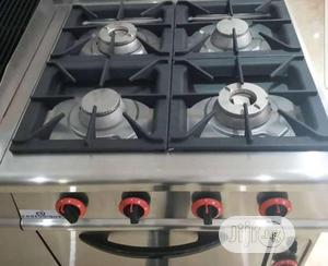 Quality Four Burner Gas Stove   Restaurant & Catering Equipment for sale in Lagos State, Ojo