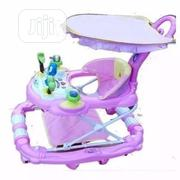Multifunctional Music Baby Walker With Umbrella | Children's Gear & Safety for sale in Lagos State, Alimosho
