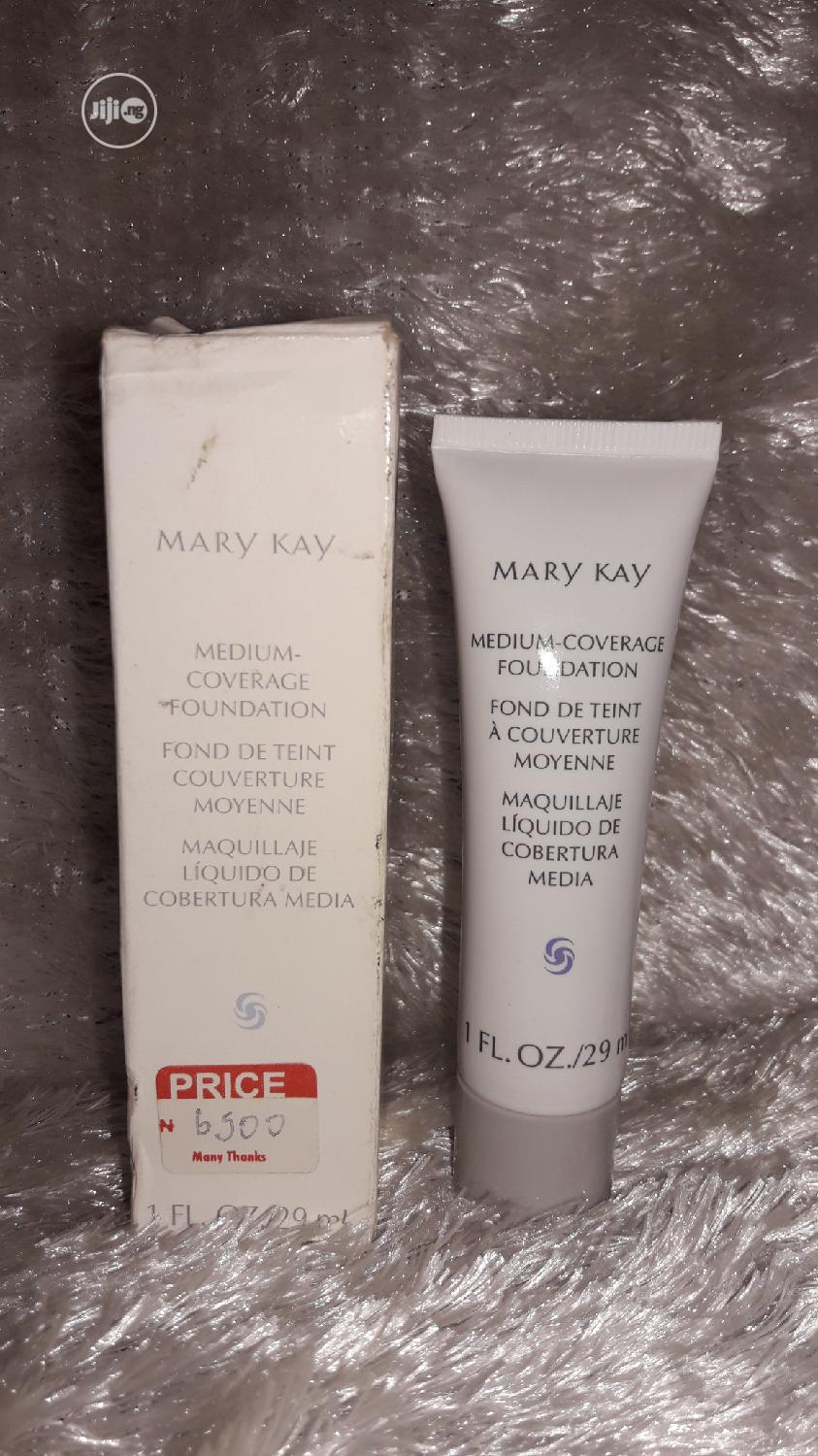 Mary Kay Medium Coverage Foundation | Makeup for sale in Ikotun/Igando, Lagos State, Nigeria