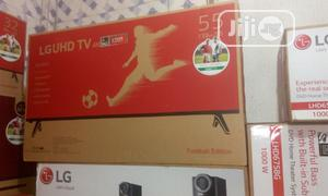 LG 55 Inches Smart Uhd Television | TV & DVD Equipment for sale in Lagos State, Ojo