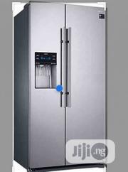 Midea Refrigerator Side By Side Water Dispenser Model HC 660 | Kitchen Appliances for sale in Lagos State, Ojo