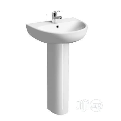 England Wash Hand Basin And Pedestrian
