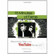 15 Minutes Of Fame By Frederick Levy   Books & Games for sale in Lagos State, Ikeja