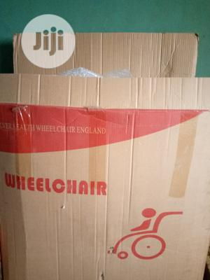 Brand New Wheel Chair Available for Sale | Medical Supplies & Equipment for sale in Ogun State, Ijebu Ode