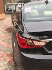 Hyundai Sonata 2012 Black | Cars for sale in Lagos State, Ajah