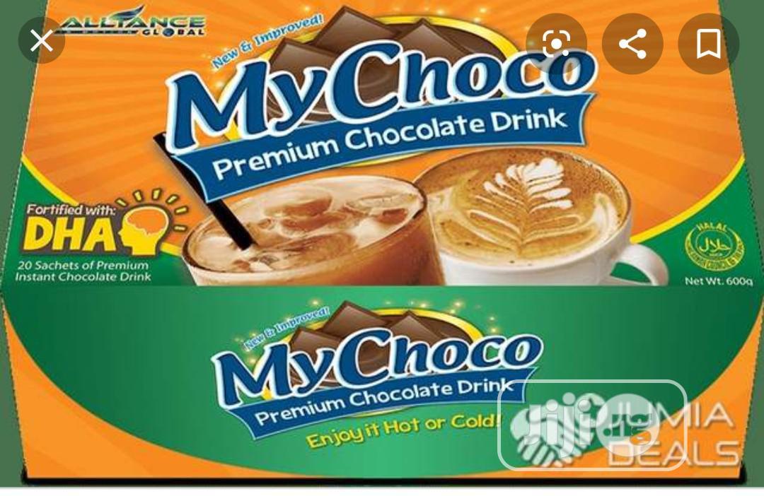 Mychoco Cholate Health Drink