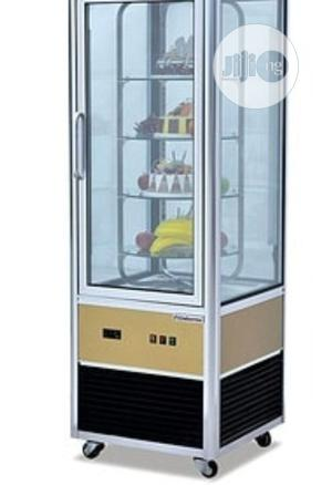 Standing Rotate Cake Display Showcase | Restaurant & Catering Equipment for sale in Lagos State, Ojo