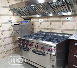 Kitchen Hood And Cooker   Kitchen Appliances for sale in Lagos State, Ojo