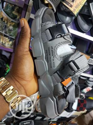 Off White Sandals | Shoes for sale in Lagos State, Lagos Island (Eko)