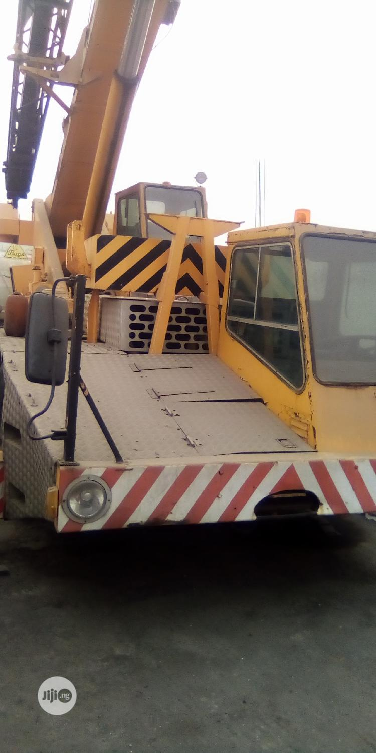 45 Tones Grove Crane For Sale | Heavy Equipment for sale in Isolo, Lagos State, Nigeria