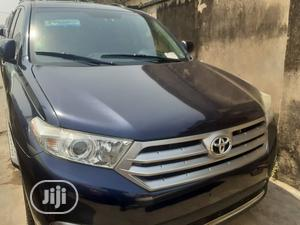 Toyota Highlander 2012 Limited Blue | Cars for sale in Oyo State, Ibadan