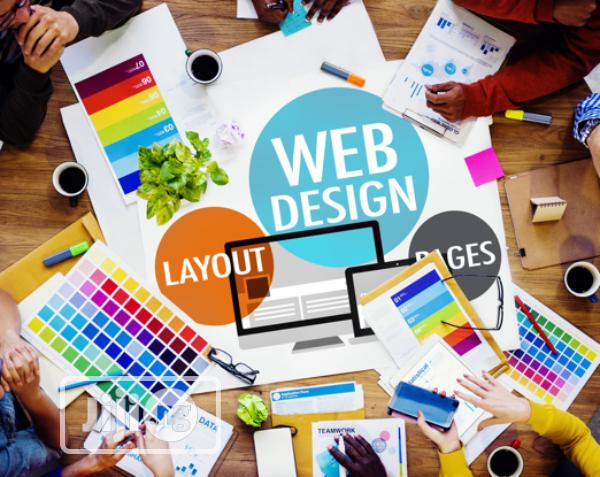 Get A Stunning Website Design And Development Service Today.
