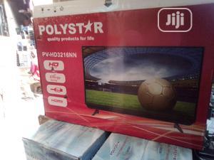 Polystar T.V LED 32inchs   TV & DVD Equipment for sale in Lagos State, Ojo