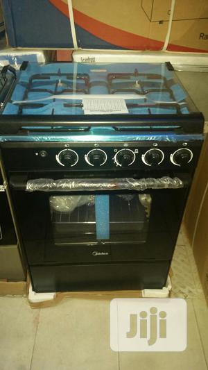 Midea 4burner Gas Cooker ( 60 by 60cm )   Kitchen Appliances for sale in Lagos State, Lekki