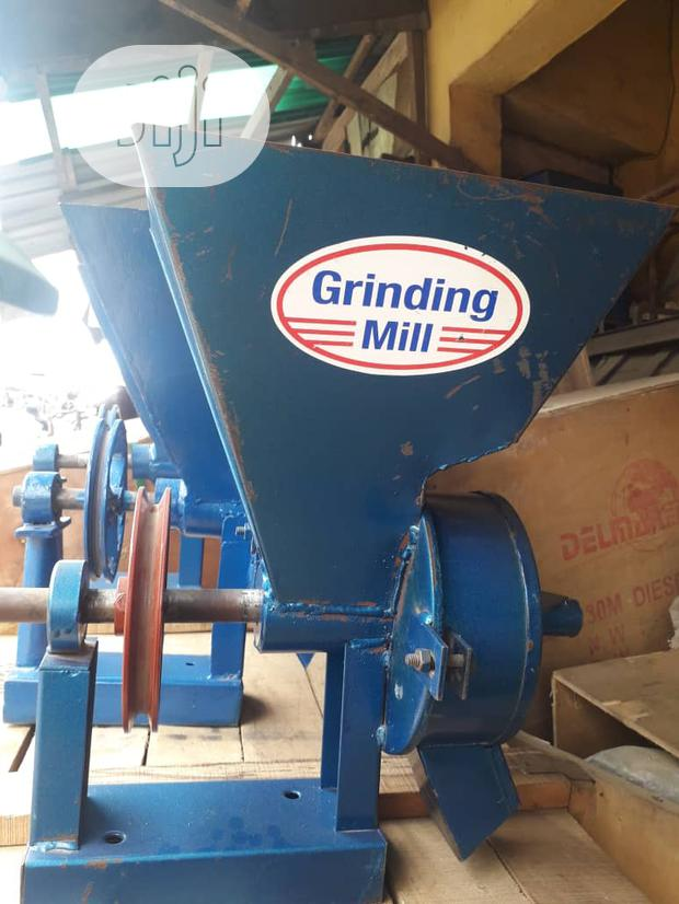 Quality Local Grinding Mill Machine