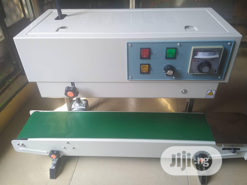 High Quality And Durable Continuous Sealing Machine