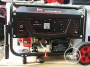 Maxmech Petrol Generators Max 5200 E 4.5 Kva Key Starter | Electrical Equipment for sale in Lagos State, Ojo