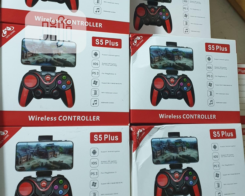 Wireless Controller S5 Plus