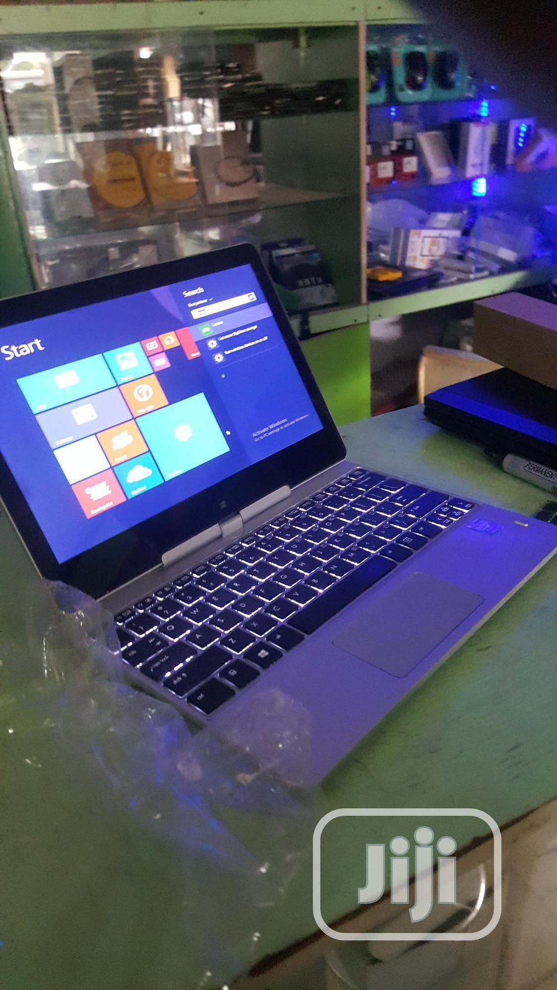 Laptop HP EliteBook Revolve 810 Tablet 4GB Intel Core I5 SSD 128GB | Laptops & Computers for sale in Maitama, Abuja (FCT) State, Nigeria