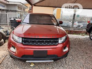 Land Rover Range Rover Evoque 2014 Red   Cars for sale in Oyo State, Ibadan