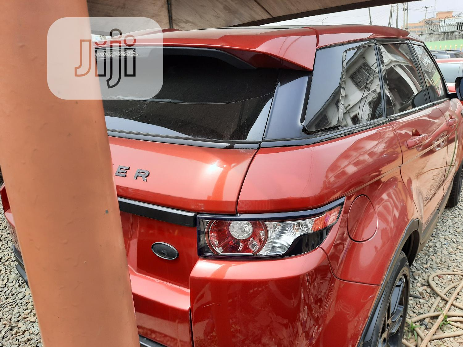 Land Rover Range Rover Evoque 2014 Red   Cars for sale in Ibadan, Oyo State, Nigeria