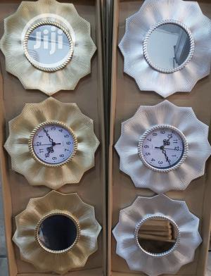 Mirror and Clock Set   Home Accessories for sale in Lagos State, Lagos Island (Eko)