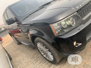 Land Rover Range Rover Sport 2010 HSE 4x4 (5.0L 8cyl 6A) Black   Cars for sale in Lagos State, Ojodu