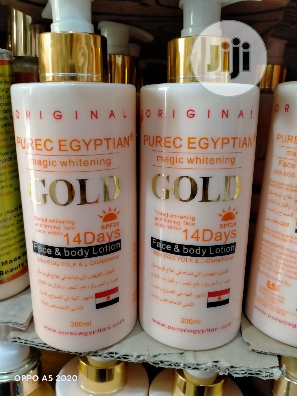 Pure Egyptian Magic Whitening Lotion