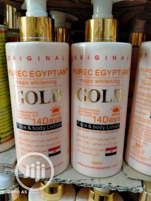 Pure Egyptian Magic Whitening Lotion | Skin Care for sale in Lagos State, Ojo