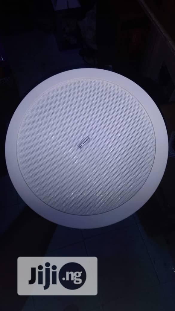 8'' Ahuja Ceiling Speaker | Audio & Music Equipment for sale in Ojo, Lagos State, Nigeria