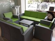 Plastic Outdoor Chair Set By 7seater   Furniture for sale in Lagos State, Ojo