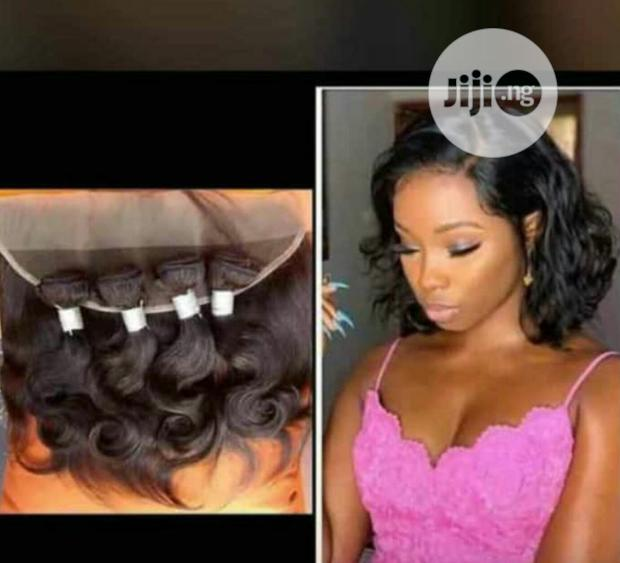 Wig With With Closure