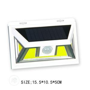 Automatic Beam Sunblast Solar Powered LED Motion Activated Security | Security & Surveillance for sale in Lagos State, Ifako-Ijaiye