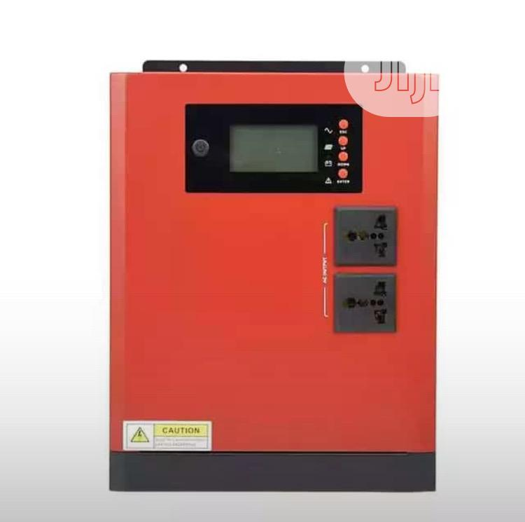 2.4kva, 24volts Hybrid Inverter Available With 1yr Warranty | Solar Energy for sale in Ojo, Lagos State, Nigeria