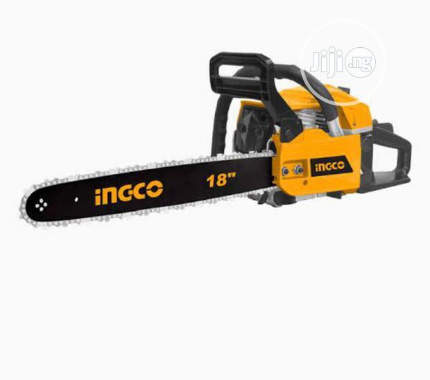 Incco Chain Saw Machine