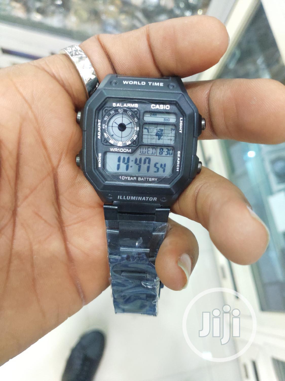Casio Digital Watch