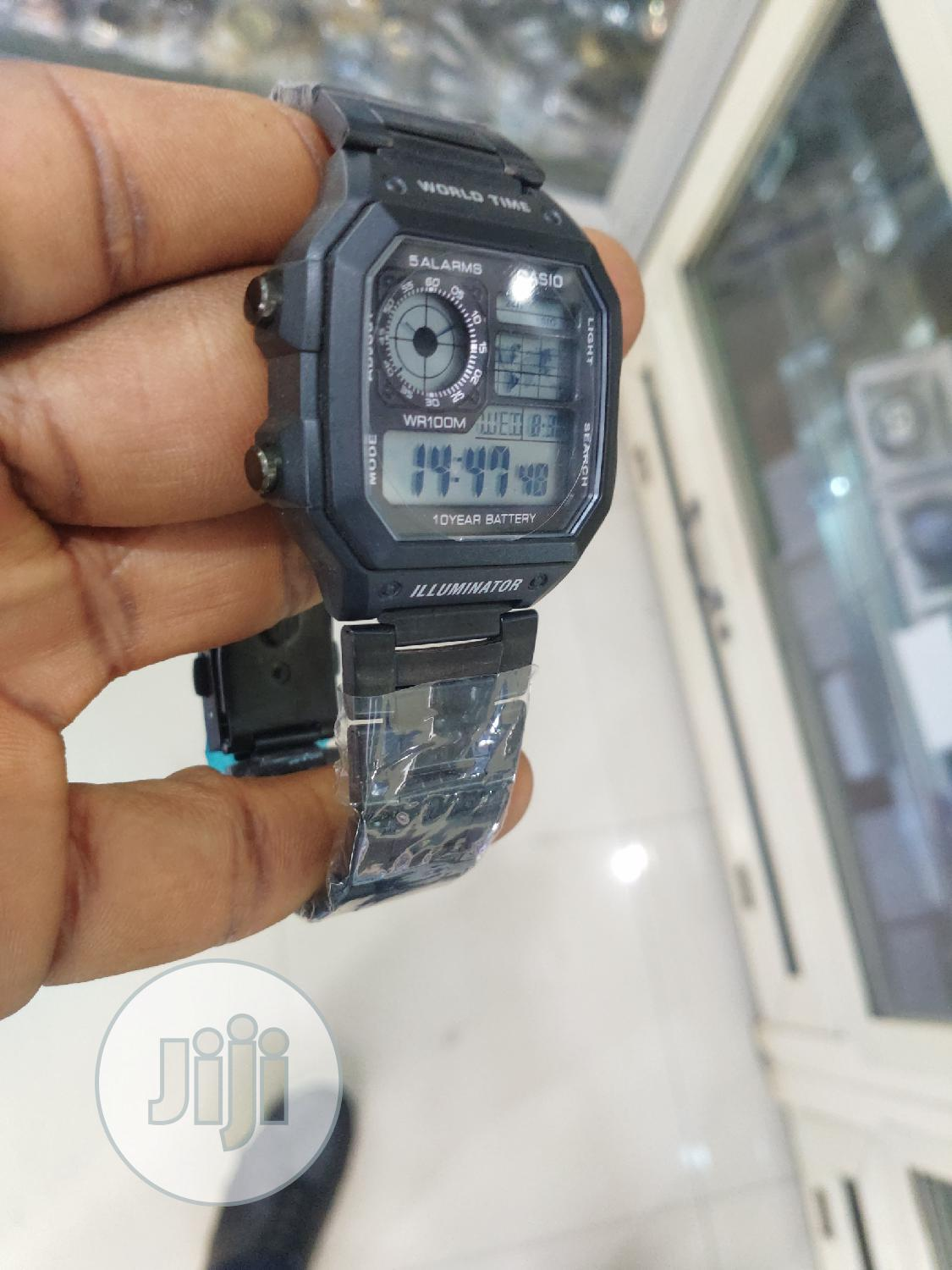 Casio Digital Watch | Watches for sale in Port-Harcourt, Rivers State, Nigeria