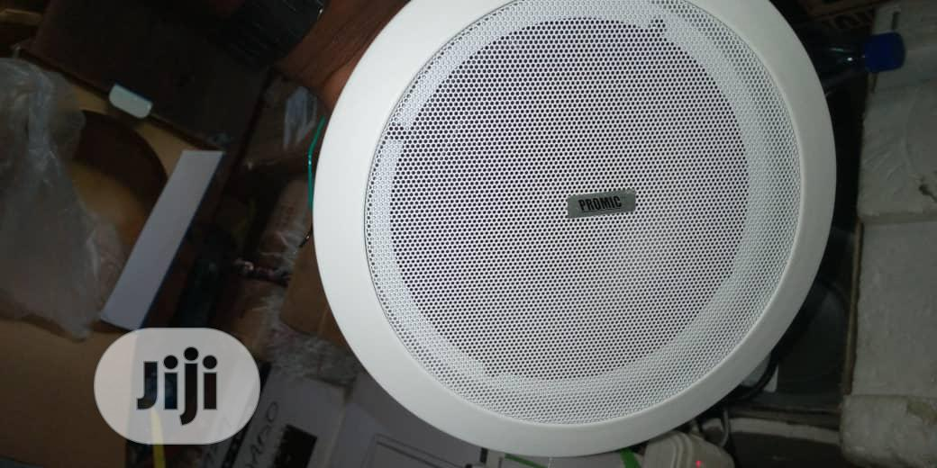Archive: Promic Ceiling Speaker 30wtts