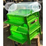 Pentagon Kitchen Plate Rack (Plastic) | Kitchen & Dining for sale in Lagos State, Lagos Island