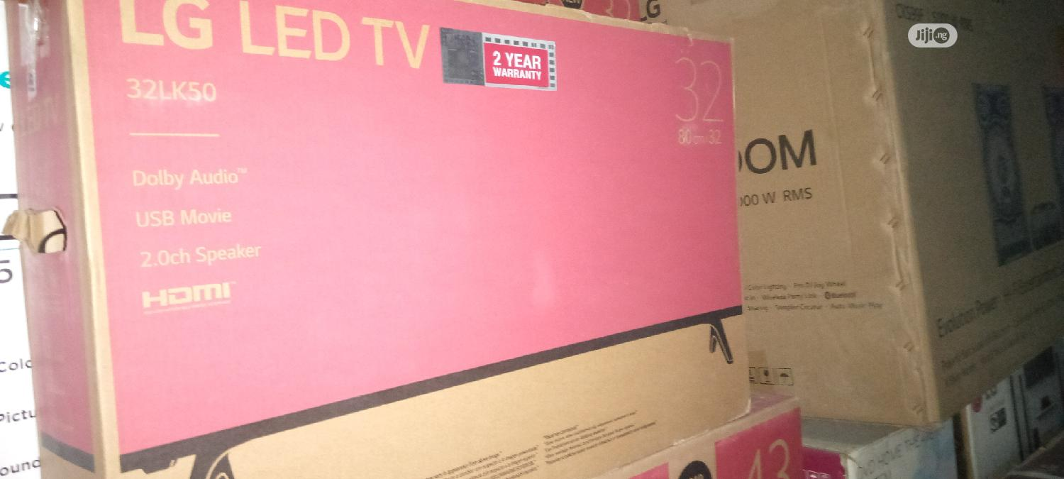 Archive: Original Brand Newlg TV 32inch, LED