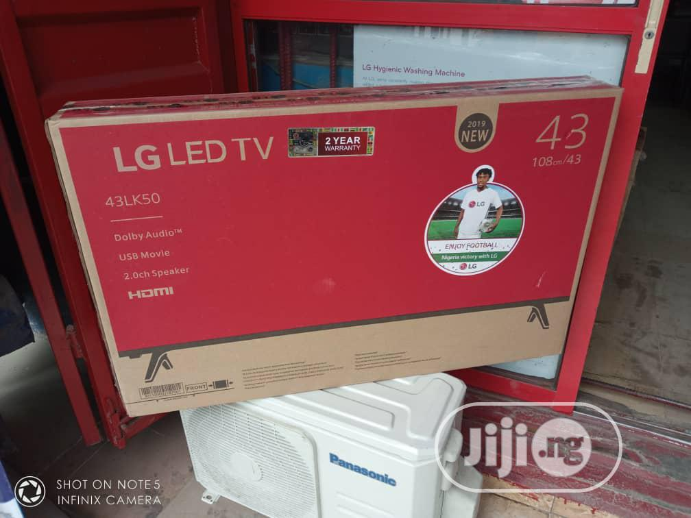 Archive: Original Brand New LG TV 43 Inch LED