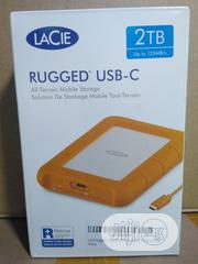 Lacie Rugged Usb-C 2tb | Computer Accessories  for sale in Lagos State, Ikeja
