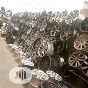 Quality Alloyed Rims And Tires Available At Your Affordable Prices.   Vehicle Parts & Accessories for sale in Lagos State, Mushin