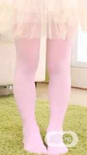 Children's Pantyhose Pop Socks Girls Leggings Tight Practice Stockings | Children's Clothing for sale in Lagos State, Gbagada