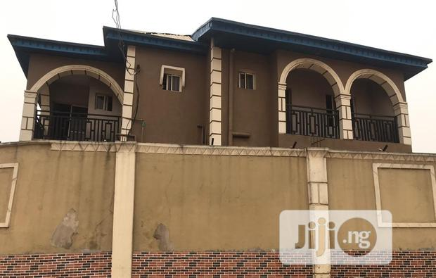 Archive: Neat & Spacious 2 Bedroom Flat At Abule Egba For Rent.