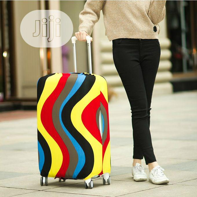 Trolley Case Protector Elastic Case Luggage Case Travelling