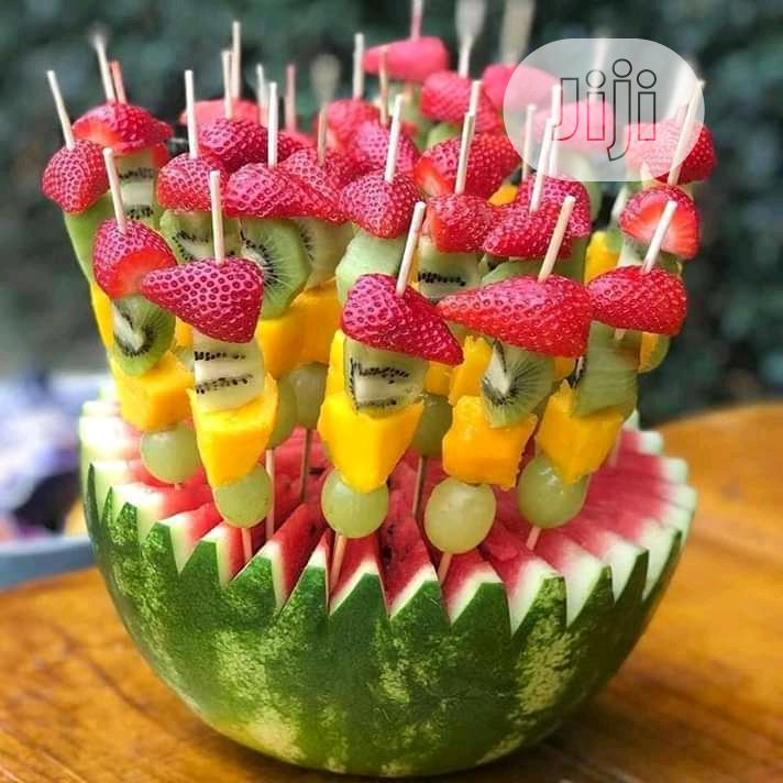 Fruit Decorations At Events   Party, Catering & Event Services for sale in Isolo, Lagos State, Nigeria