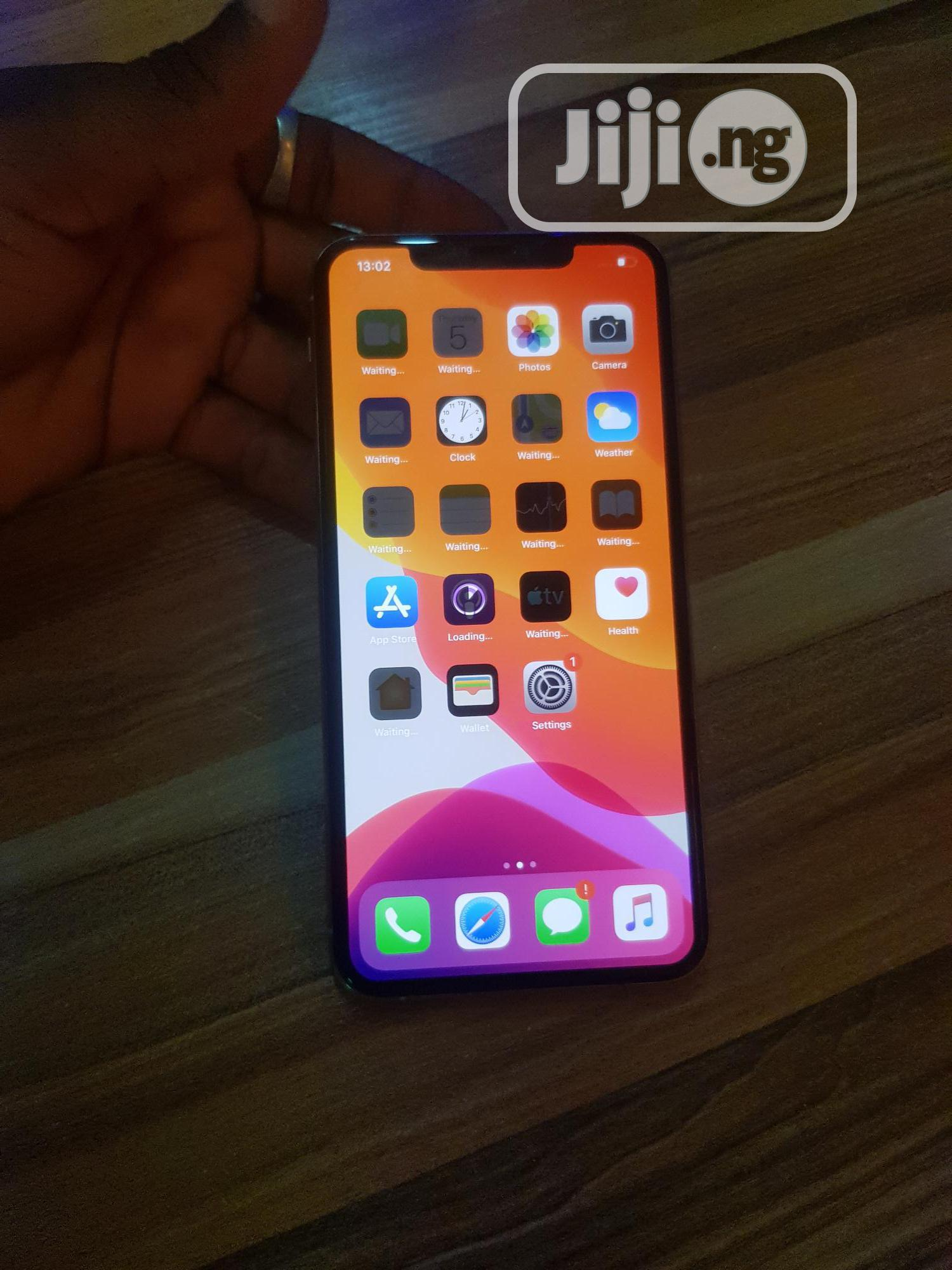 Apple iPhone 11 Pro Max 256 GB White   Mobile Phones for sale in Wuse, Abuja (FCT) State, Nigeria
